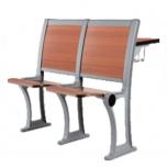 Sklopná sedačka (prostřední řady) Arena AC Series s pracovním stolkem