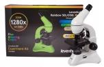 Školní mikroskop Levenhuk Mikroskop Rainbow 50L PLUS - SLEVA nebo DÁREK a DOPRAVA ZDARMA
