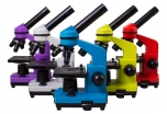 Školní mikroskop Levenhuk Rainbow 2L