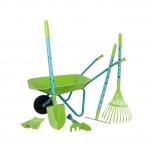 Small Foot Velký zahradní set s kolečky
