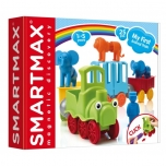 SmartMax vláček se zvířátky - 77SMX410