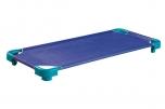 Stohovatelné dětské lůžko lehátko postel postýlka délka 133 cm 3801004