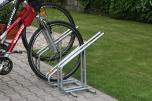 Cyklostojan pro jedno kolo skládatelný do řady - malý 2529