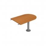 Stůl jednací přídavný Cross CP 1200 3 120x75,5x80 cm (ŠxVxH)