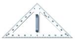 Tabulový trojúhelník rovnoramenný