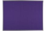 Textilní informační nástěnka 200x100 cm
