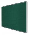 Textilní filcová informační nástěnka 120x90 cm