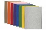 Textilní filcová informační nástěnka 200x100 cm
