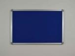 Textilní závěsná nástěnka tabule 60x90 cm různé barvy