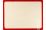 Textilní nástěnka BoardOK 120x90 cm - OK120090