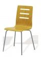 Dřevěná židle Tina