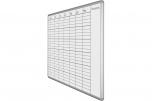 Týdenní plánovací magnetická tabule L povrch emailový 70x100 cm