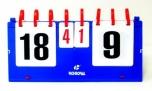Ukazatel skóre volejbal - 4353