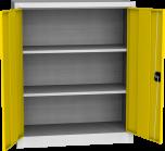 Univerzální plechová skříň, jednodílná SPS 02 B