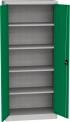 Univerzální plechová skříň, jednodílná SPS 02 E