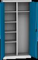 Univerzální plechová skříň  SPS 01 P