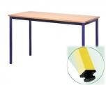 Univerzální stůl pevný obdélníkový 80x60 cm