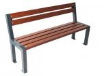 Venkovní parkové lavičky Trend