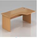 VISIO Kancelářský stůl rohový pravý BKA20 - DÁREK