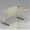 VISIO Kancelářský stůl rohový pravý BPR18 - DÁREK