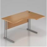 VISIO Kancelářský stůl rohový pravý BPR20 - DÁREK