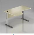 VISIO Kancelářský stůl rohový levý BPR21 - DÁREK