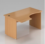VISIO Kancelářský stůl rohový levý BKA19 - DÁREK