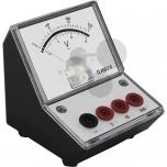 Voltmetr (DC) 3 V, 15 V, 300 V