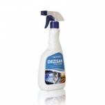 Dezinfekce DEZISAN Fitness Spray 0,5 l, příslušenství pro vířivé vany