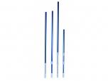 De Luxe teleskopická tyč 1,2 - 2,4 m, bazénové vybavení