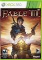 XBOX 360 Fable III CS/EL/HU/SK PAL DVD