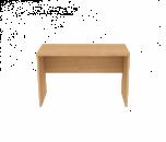 Žákovský stůl dvojmístný dřevěný