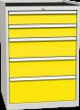 Zásuvková dílenská skříň DPO 01 A