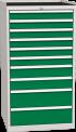 Zásuvková dílenská skříň DPO 05 C