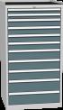 Zásuvková dílenská skříň DPO 05 D