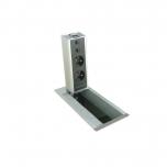 Zásuvkový mechanicky výklopný panel Vault BTDZ 012