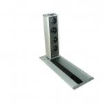 Zásuvkový mechanicky výklopný panel Vault BTDZ 031