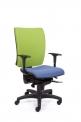 Zdravotní ergonomické kancelářské křeslo (židle) Quattro Balance Peška - SLEVA nebo DÁREK a DOPRAVA ZDARMA