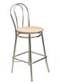 Židle Tulipán Hocker dřevo