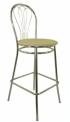 Barová židle Venus Hocker dřevo